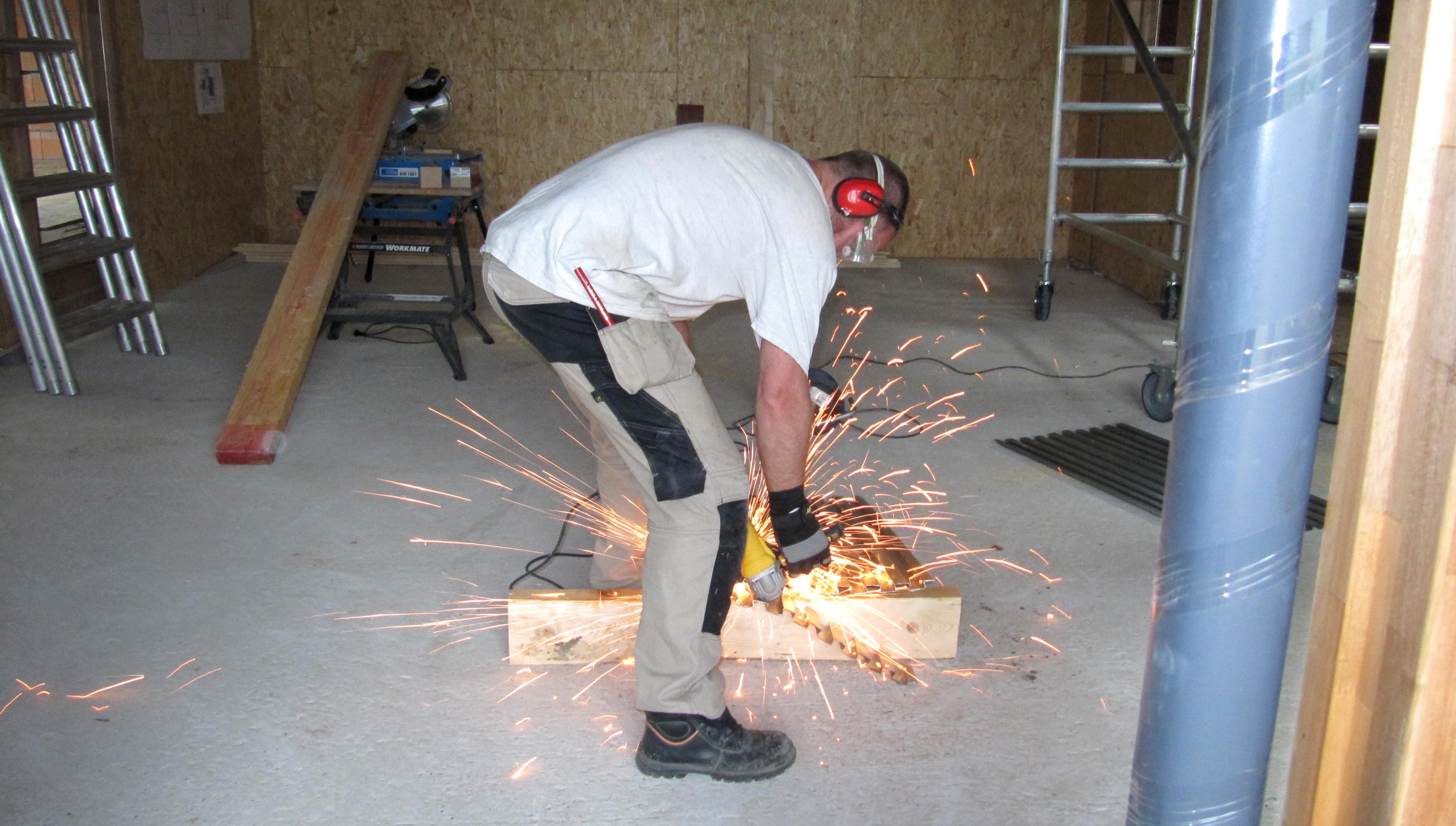 Vele handen maken licht werk : huis-in-huis in okkenbroek